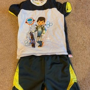 Boys summer outfit